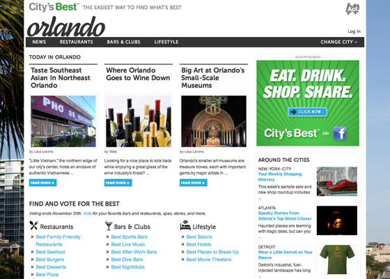 City's Best: Orlando