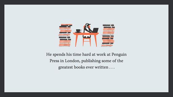 Screenshot of Impress a Penguin