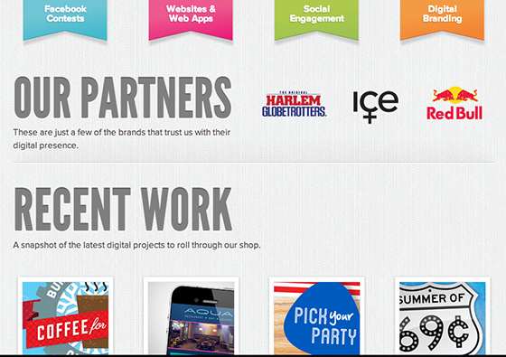 Screenshot from Social Forces website