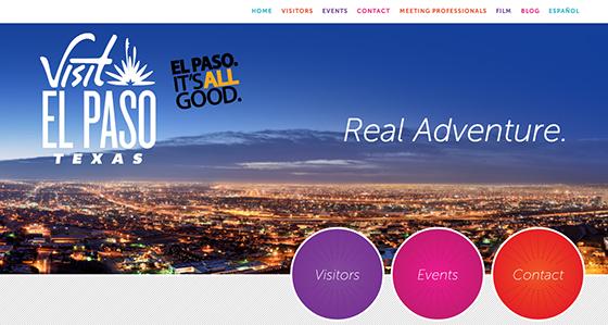 Visit El Paso website