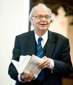 Dr. Don Knuth
