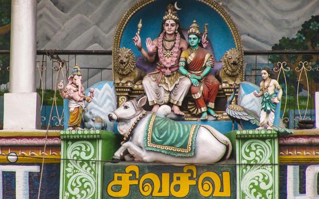 Indian Statuary