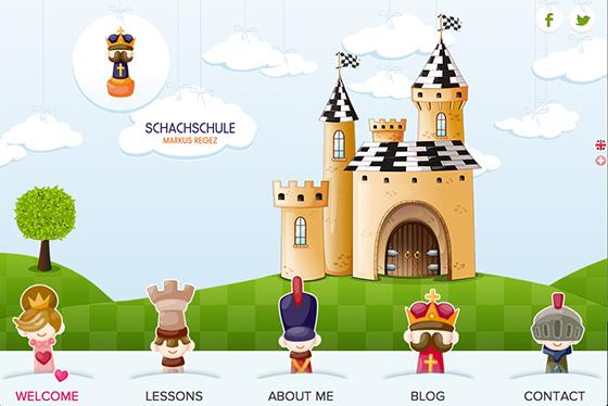 Schachschule screenshot