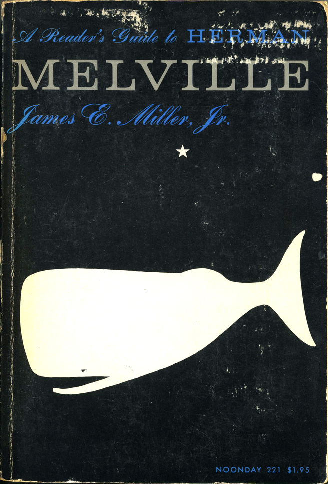 Book cover for A Reader's Guide to Herman Melville