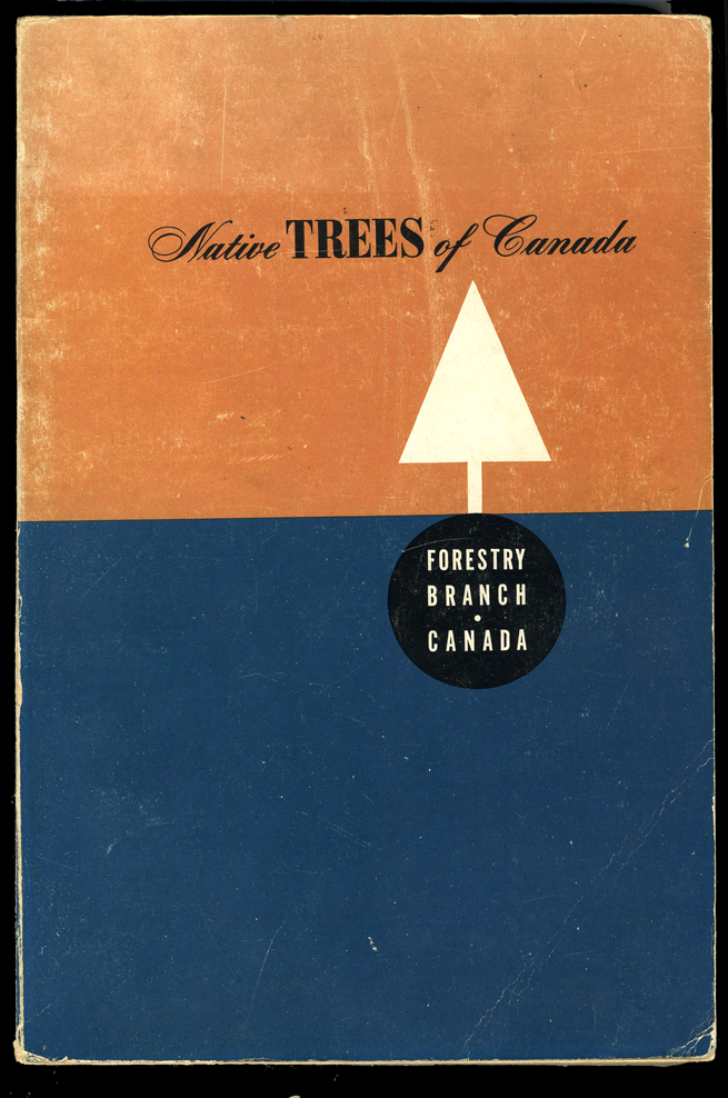 Book Cover for Native Trees of Canada