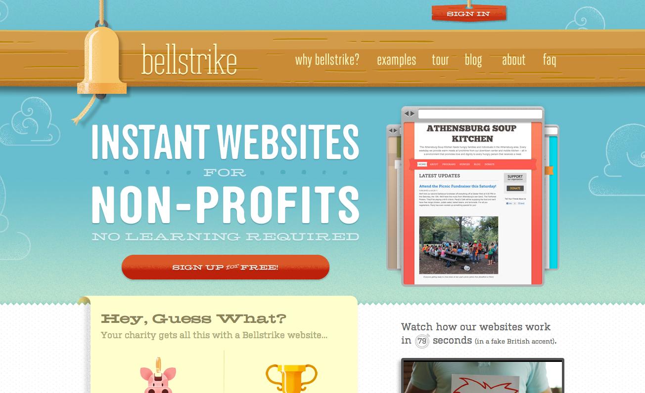 Bellstrike website