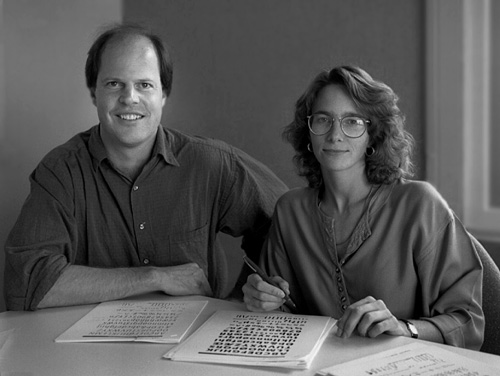 Robert Slimbach and Carol Twombly