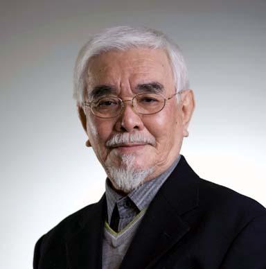 Masahiko Kozuka, former Director of Japanese Typography for Adobe. Photo by Kazushi Yoshinaga, provided courtesy of Morisawa Inc.