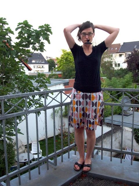 Typographer and educator Indra Kupferschmid in Bonn, Germany.