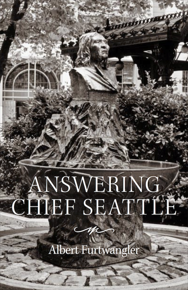 """Berry employed Slimbach's Kepler in designing """"Answering Chief Seattle."""""""