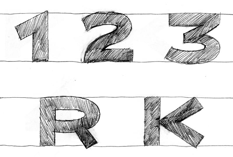 Sketch 123RK