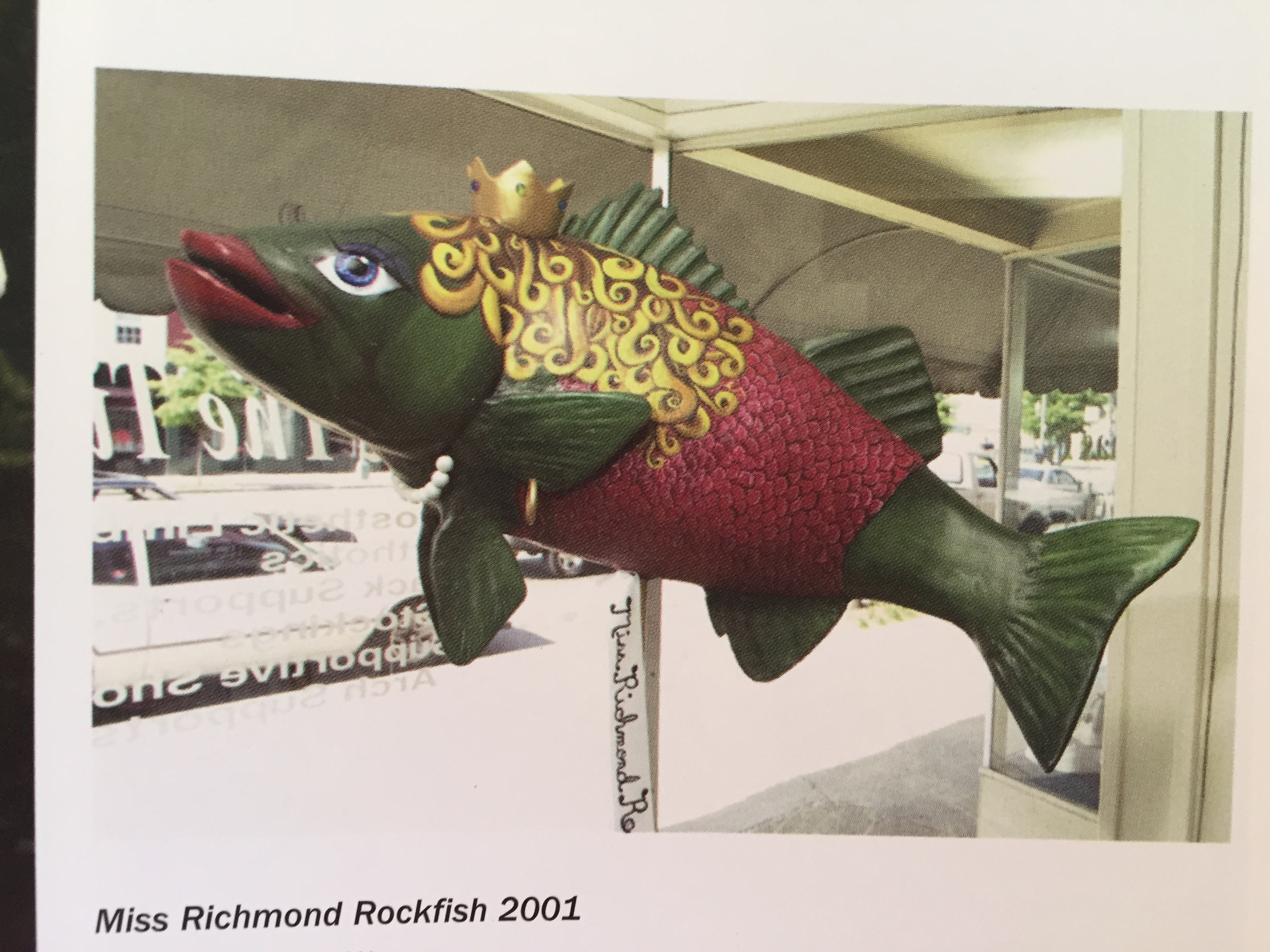 Samantha Warren's Rockfish project in Richmond