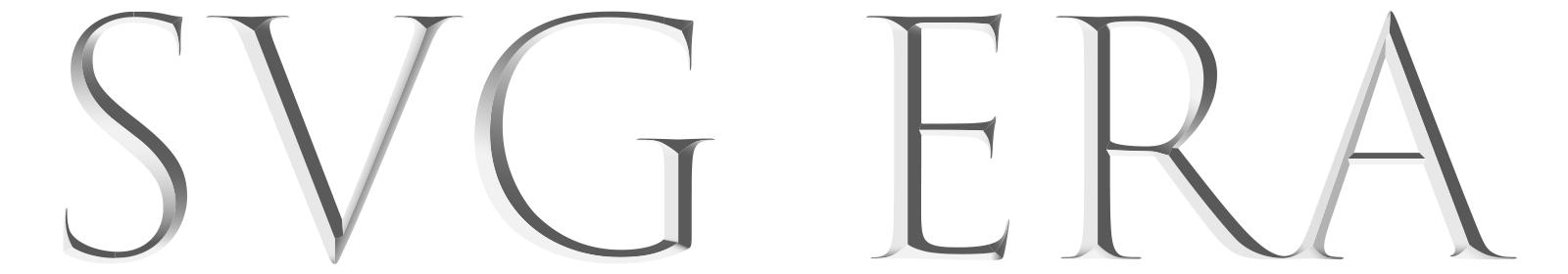 An SVG-in-OT version of Trajan.