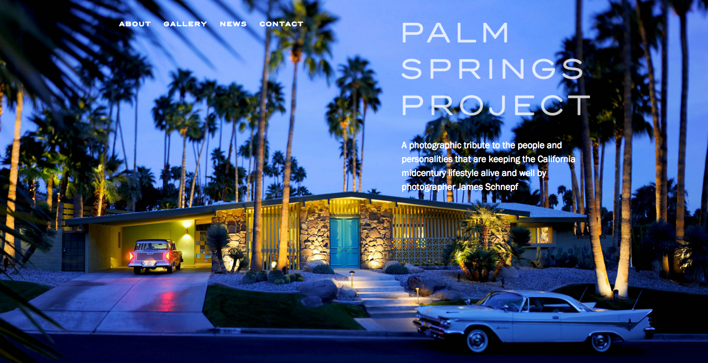 Palm Springs Project website