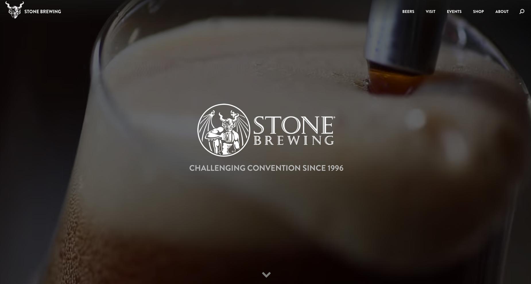 Stone website