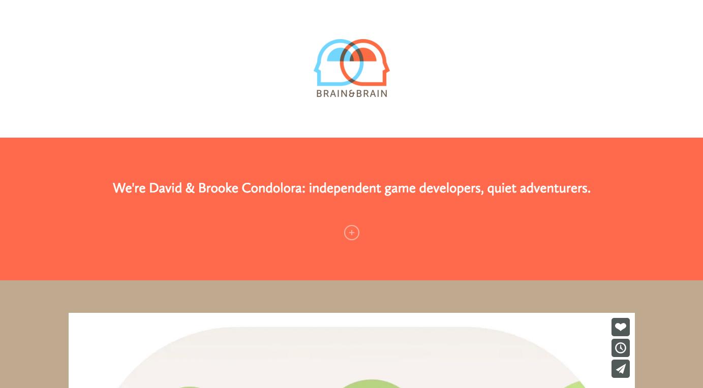 Brain and Brain homepage