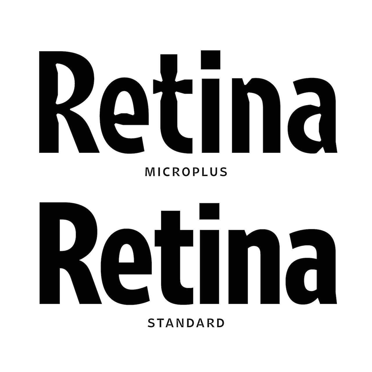 Retina MicroPlus and Retina