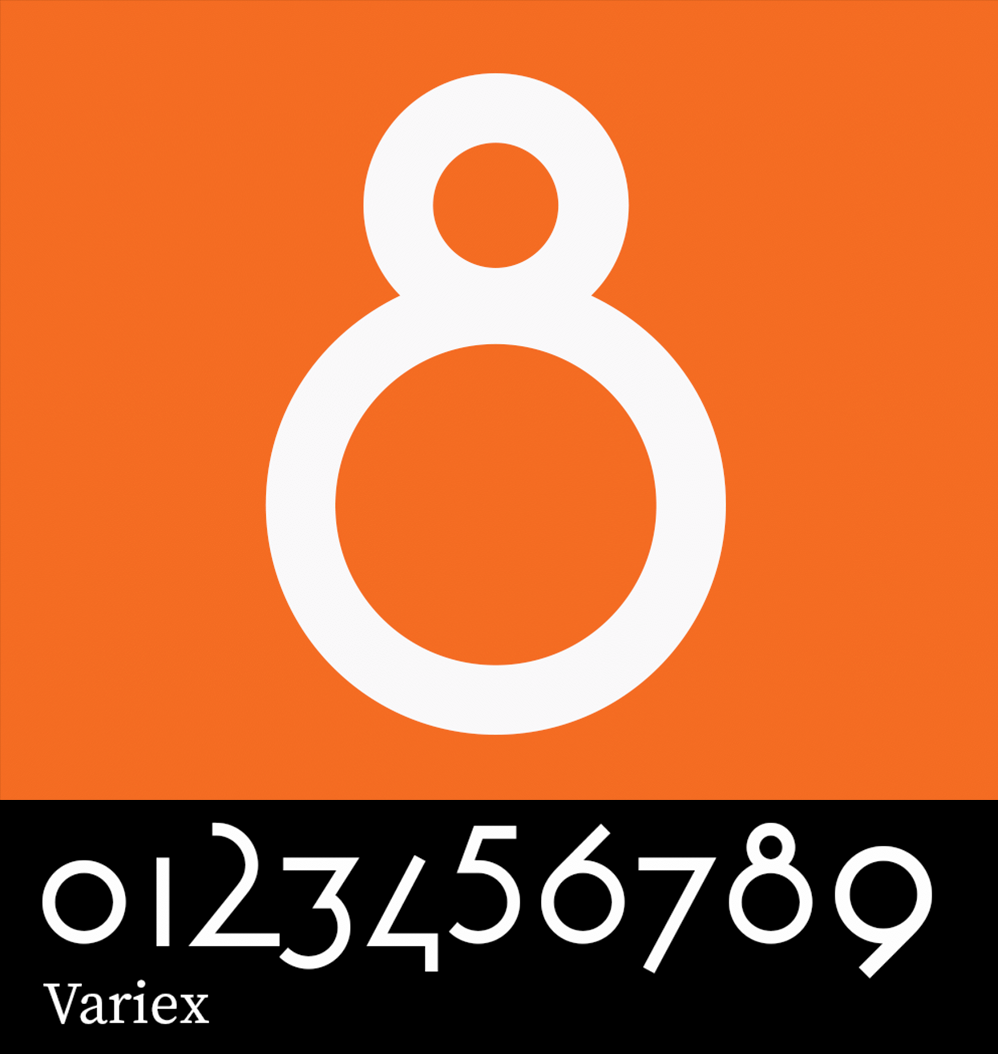 Variex number 8