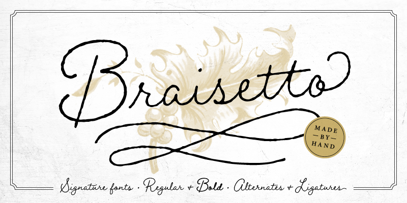 Braisetto from Adam Ladd